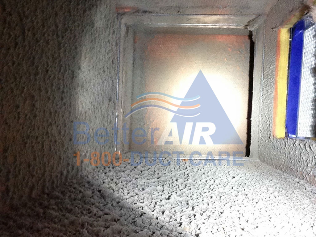 Fiber Glass Duct - Better Air Commercial Air Duct Cleaning