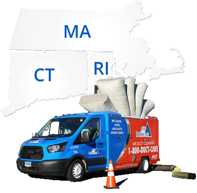Better Air - New England Duct Cleaning Company