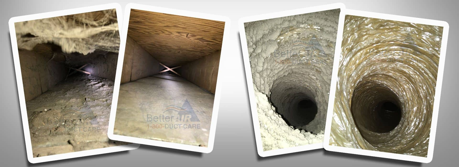Better Air Residential Air Duct Cleaning