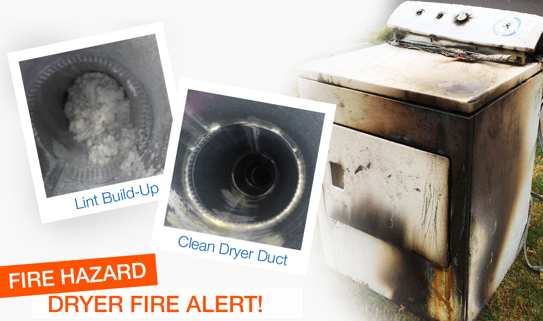 DRYER VENT CLEANING SERVICES - Better Air - Header