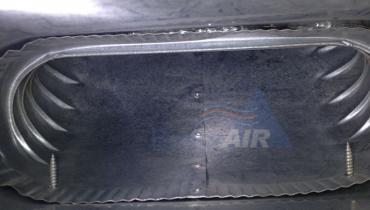 AFTER - Cleaning HVAC Air Duct Contaminants