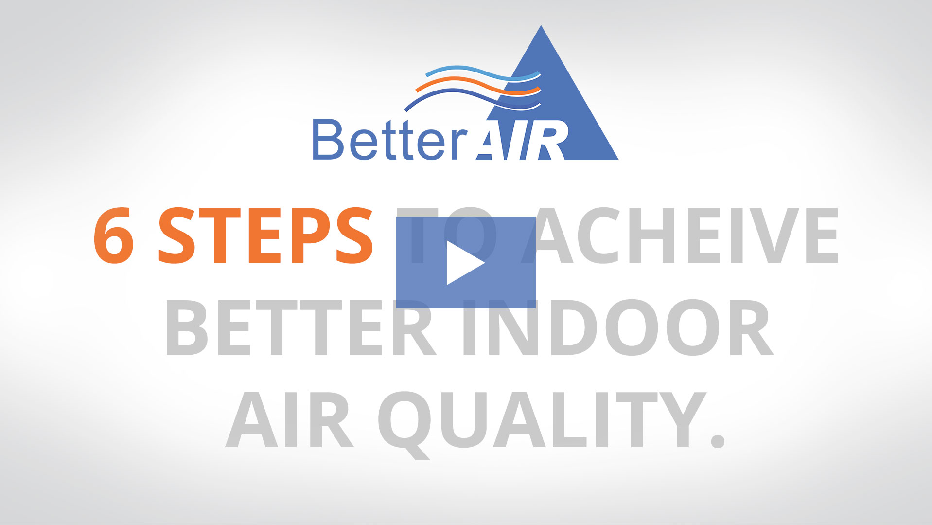 Video: Better Air's 6 step process for a cleaner and more efficient home HVAC system.